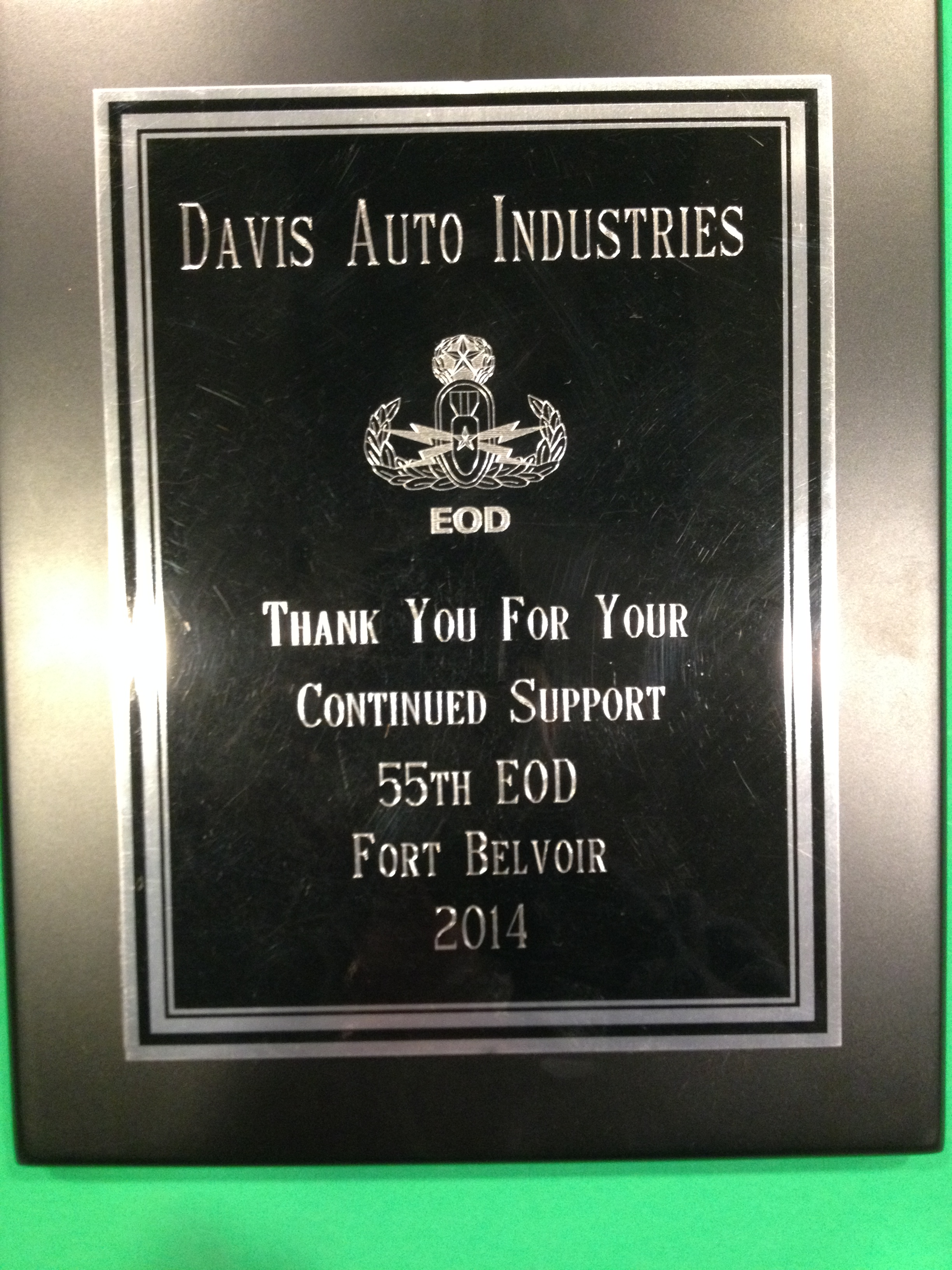 Davis Auto Industries