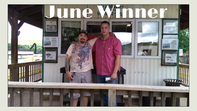 Customer Appreciation June Winner