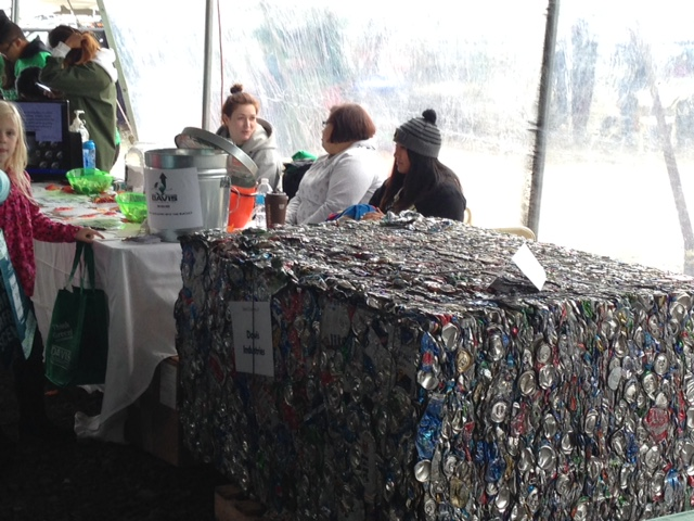Prince William Recycles Day